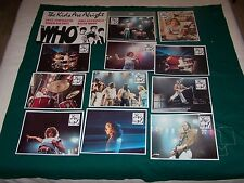 THE WHO The Kids Are Alright 11 photos cinema + affichette Roger DALTREY 1979
