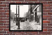 1900 St LOUIS J P GEMMER GUN STORE HAWKEN RIFLE 11x14 Photo