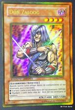 DON ZALOOG GLD1-IT012 Rara Gold In Italiano YUGIOH