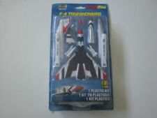 REVELL 85-1376 F-4 THUNDERBIRD SNAPTITE KIT 1:100 SCALE BNIB,See Pictures.