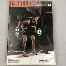 Les Mills Body Pump 64 Complete with DVD CD and Choreography Notes BodyPump