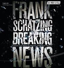 Breaking News von Frank Schätzing (2015)