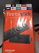 Amazon Fire TV Stick w/Alexa Voice Remote Streaming  2nd Gen