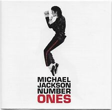 Number Ones by Michael Jackson CD Nov-2003 Epic