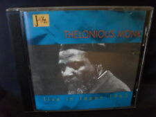 Thelonious Monk – Live in Giappone 1963