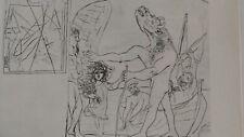Picasso. Suite Vollard. Edición alemana de 1956.