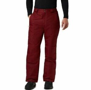Columbia Men's Omni-Tech Bugaboo IV Ski Snowboarding Pants  6XL Short $130