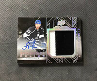 2015-16 UPPER DECK BLACK SLATER KOEKKOEK ROOKIE SHOWCASE AUTO PATCH #ed 9/15