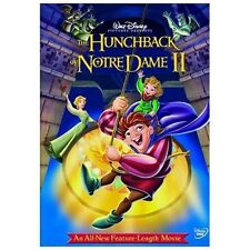 Disney's The Hunchback of Notre Dame II (DVD, 2002)