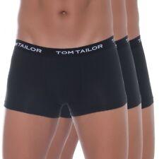 Tom Tailor Herren hip Pants schwarz Melange 3er Pack XXL