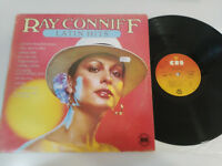 "RAY CONNIFF LATIN HITS CBS 1977 SPAIN EDITION - LP VINILO 12"" VG/VG"