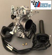 Mikuni Carb TM40-6 40mm Flatslide Pumper Total Kit Yamaha SR XT TT 500