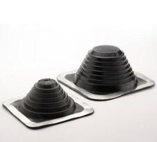 Rohrmanschette, Dachdurchführung, Rohrdurchführung,EPDM Aluminium 6,3mm-146mm