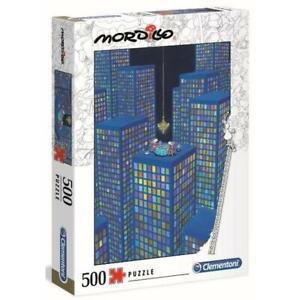 Clementoni Mordillo - The Dinner 500 piece Jigsaw