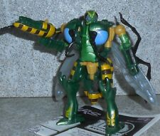 Transformers Beast Wars WASPINATOR Complete Deluxe 10th anniversary