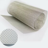 FILTER MESH STAINLESS STEEL WOVEN WIRE MESH Lab Grading Mesh-30 x 120cm Roll
