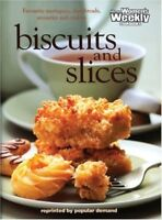 """Biscuits and Slices (""""Australian Women's Weekly"""" Home Library)-Maryanne Blacker"""