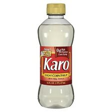 Karo Light Corn Syrup 473ml 16fl oz (American)