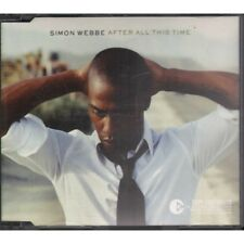 Simon Webbe Cd'S Singolo After All This Time / Innocent Nuovo 0094635653724