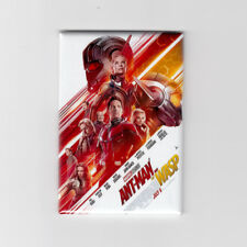 """ANT MAN & THE WASP / OFFICIAL - 2"""" X 3"""" POSTER MAGNET (avengers infinity war and"""
