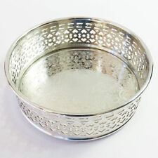 Australian Antique Silverplate Coasters