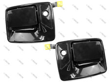 Ford Super Duty/Excursion Exterior Outside Door Handle, Plastic, Front PAIR
