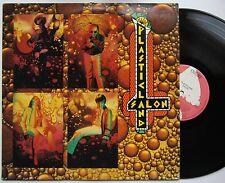 Plasticland salon Dutch 1989 LP psychedelic