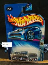 HOT WHEELS 2003 #175 -1 JADED BLK CHINA LATE 04C