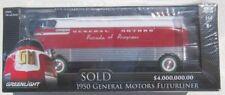 GREEN MACHINE 1950 GENERAL MOTORS FUTURLINER PARADE OF PROGRESS BARRETT-JACKSON