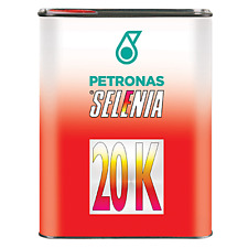 Olio motore auto Selenia 20K 10W40 ACEA A3 / API SL/CF - ORD. MIN. 2 LT.