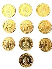 10 Pièces Or pesos Mexique 1865