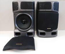 Aiwa SX-FZR500 3-WAY Bass Reflex Speakers