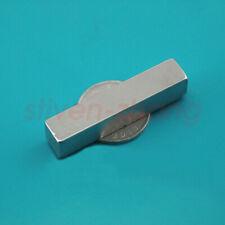 Lots 50mmx10mmx10mm Long Bar Block Rare Earth Neodymium Fridge Magnets N50