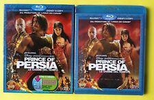 PRINCE OF PERSIA SLIPCASE WALT DISNEY BLURAY
