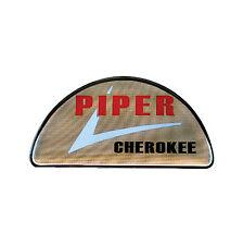 P-101 PIPER CHEROKEE BOWTIE YOKE EMBLEM (PAIR)
