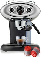Illy X7.1 iperEspresso Macchina da Caffè Espresso 1L 1200W - Nera + 14 Capsule