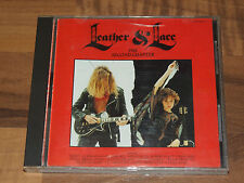 Leather & Lace CD The Second Chapter 17 Tracks, Queen, Bryan Adams, R. Beck 1990