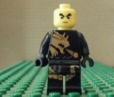 LEGO MINIFIGURE–NINJAGO, COLE DX, DRAGON SUIT - GENTLY USED
