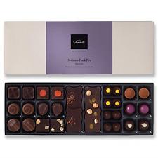 Hotel Chocolate The Serious Dark Fix Sleekster