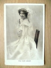1906 Postcard- Actress MISS RUTH VINCENT