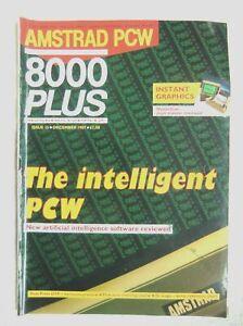 75388 Issue 15 Amstrad PCW 8000 Plus Magazine 1987
