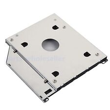 2nd HDD SSD SATA Hard Drive Caddy for Apple MacBook Pro Unibody Swap SuperDrive