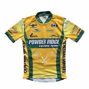 Louis Garneau Women's  Powder Ridge Team Jersey Shrt Sleeve Cycling Bike Shirt