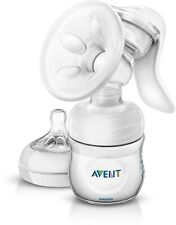 Philips Avent Manual breast pump with bottle - SCF330/20 - RRP £40