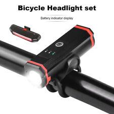 Fahrrad Lampen Set Messingschlager Scheinwerfer für Dynamo Rücklicht
