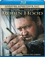 Robin Hood (2010) Blu-ray 2010 Russell Crowe Directors Cut Unrated
