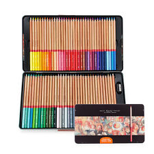 Pro Marco Renoir Fine Art 72 Color Drawing Oil Base Non-toxic Pencil Tin Set