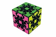 Mefferts GEAR CUBE Puzzle Brain Teaser 3D Rotation