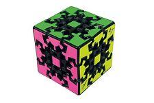 Mefferts GEAR CUBE Puzzle Brain Teaser 3D Rotation