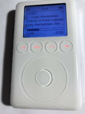 Apple iPod classic 3rd Generation White (15 GB) A1040 M8946LL  *Battery Upgrade*